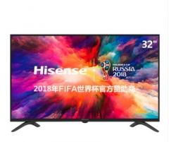 海信 (Hisense) HZ32E35A 32英寸 AI万博manbetx官网地址操控 高清 平板电视机