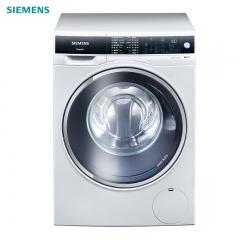 西门子(SIEMENS) XQG100-WD14U5600W 10公斤 变频 洗烘一体机 双重自洁 滚筒洗衣机(白色)