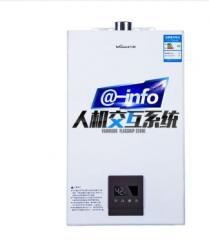 万和(Vanward) 13升 S级恒温燃气热水器 JSQ25-13ST16 天然气12T