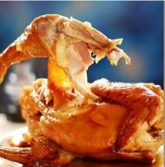 张存有道口烧鸡河南特产五香脱骨鸡烧鸡熟食鸡肉500g包邮