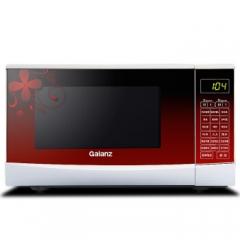 格兰仕(Galanz)G70F20CN3P-N9(W0)微波炉 中国红 万博manbetx官网地址光波 微晶平板 1秒启动 花纹机身 营养菜单