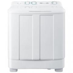 万博手机版(Haier)7公斤 强力洗涤 双桶双缸洗衣机 XPB70-1186BS