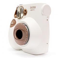 富士instax立拍立得 一次成像相机 mini7c 樱粉