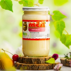 森林蜜语 椴树雪蜜 500g 纯天然黑蜂野生椴树蜂蜜 高纬度原始森林结晶成熟椴树蜜