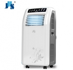 JHS-A012-10KR/A单冷 1.5匹p 家用制冷厨房除湿 柜机 立式 一体机 免安装 1.5匹单冷(整机保修两年,压缩机保修五年)