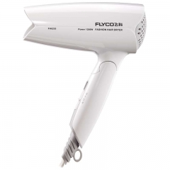飞科(FLYCO) 电吹风 FH6255 白色 恒温设计 1200瓦功率