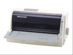 得实DS-1100II+   高负荷多用途24针80列平推票据打印机