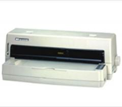 得实DS-6400III   超高速24针136列专业平推式票据打印机